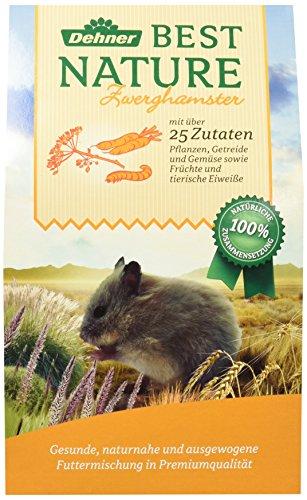 Dehner Best Nature Nagerfutter für Zwerghamster, 500 g