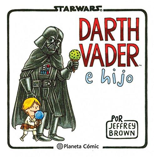 Star Wars Darth Vader e hijo (Star Wars Jeffrey Brown) por Jeffrey Brown
