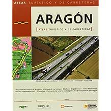 Aragón - atlas turistico y de carreteras 1:150.000