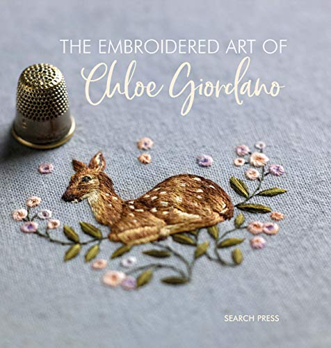 The Embroidered Art of Chloe Giordano (English Edition)