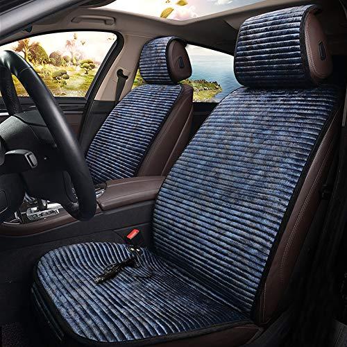 Seasaleshop Auto Sitzkissen Beheizbar Sitzauflage Sitzheizung Warm Up für Auto Zuhause Büro Stuhl...