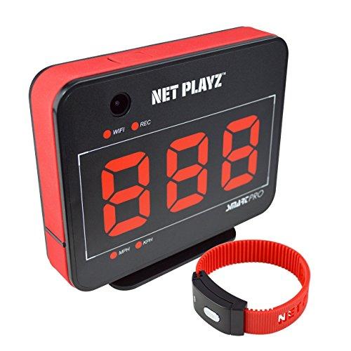 Net Playz Smart Pro Speed Vision Radar Geschwindigkeitsmesser & HD CAM