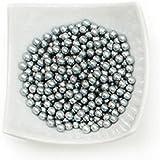 Decora Perles en Sucre Argent Paquet de 100 g