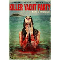 Killer Yacht Party by Kate Luyben