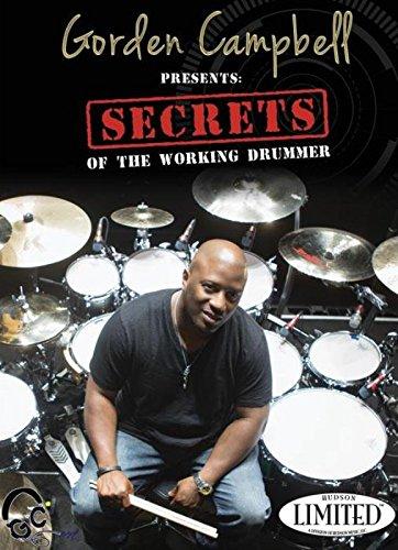 Gorden Campbell presents Secrets of the Working Drummer