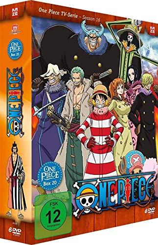 One Piece - TV-Serie Box Vol. 20 (Episoden 602-628) [6 DVDs]