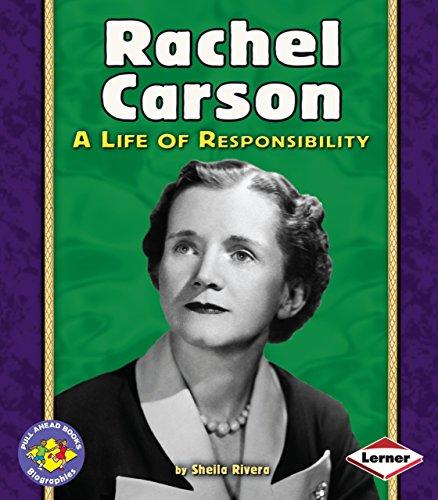 Rachel Carson (Pull Ahead Books: Biographies) - Carson Pull