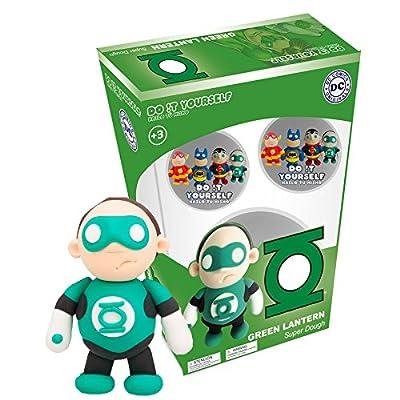 SD Toys - DC Comics D!Y Super Dough pâte à modeler Green Lantern
