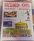 Ercolano, Pompei, Oplonti, Vesuvio - Ediz - inglese -