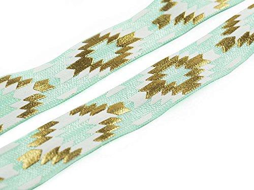 1 m elastisches Gummiband/Faltband