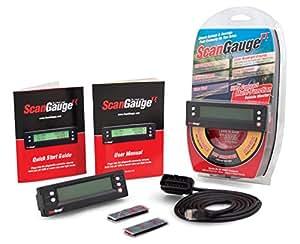 ScanGauge II Fuel Trip Computer with XGauge