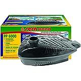 sera 30076 pond PP 6000 Filter- und Bachlaufpumpe (5.600 l/h bei 65 Watt mit Hmax 4,3m)