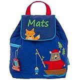 Elefantasie Rucksack Kindergartentasche mit Namen Bedruckt Motiv Bär