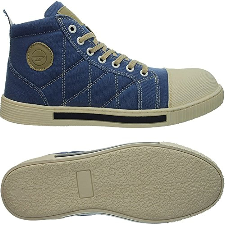 Hi Tec Faro ST W002277/033 Herren Arbeitsschuhe / Sicherheitsschuhe / Schutzschuhe Blau