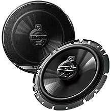 Lautsprecher Boxen JVC CS-J610X Einbauset f/ür Ford KA 2 RU8 16cm Auto Einbauzubeh/ör 300Watt Koaxe KFZ PKW Paar JUST SOUND best choice for caraudio