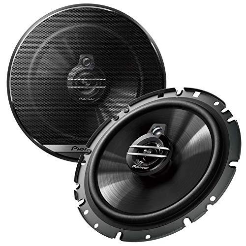 Dodge Charger (ab 06) Pioneer Lautsprecher Boxen 165mm Koax Vordere Türen (Lautsprecher-box Für Dodge Charger)