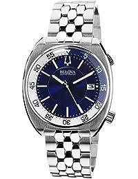 Bulova Accutron II Analog Blue Dial Men's Watch - 96B209
