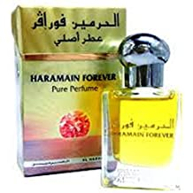 Al Haramain Forever Perfume,15ml, a base de aceite - Attar