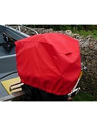 Motor fuera borda (impermeable y con ventilación Tamaño 7(150–300HP Motor), color rojo