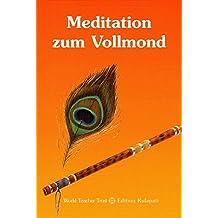 Meditation zum Vollmond (Livre en allemand)