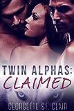Twin Alphas: Claimed (A BBW Werewolf Romance)