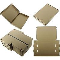 "10 x C4 tamaño A4 caja de tamaño grande de la letra cartón fuerte para envíos PIP ☆Tamaño 34 cm x 23 cm x 2,3 cm ☆13""x 9""x 0,8 entrega rápida"