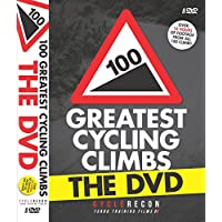 100 Climbs DVD | UK's Greatest Cycling Climbs | Official Turbo Training Box Set