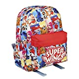 Super Wings 2100001701 Mochila Infantil
