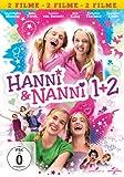 DVD Cover 'Hanni & Nanni 1+2 [2 DVDs]