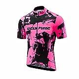 Uglyfrog #01 2018 Sommer Herren Radsport Trikots & Shirts Bike Wear Kurzarm Cycling Jersey Schnelltrocknend Sport Bekleidung