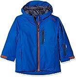 CMP Jungen Skijacke Jacke, Blau (Royal N951), 128