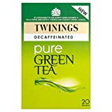 Best Twinings Pure Green Coffees - Twinings Green Pure Decaffeinated Tea (20) - Pack Review