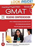 #8: GMAT Reading Comprehension (Manhattan Prep GMAT Strategy Guides)