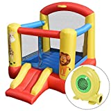 Best Bouncy House - Costzon Inflatable Bouncy House Jumping Castle Bouncer Kids Review
