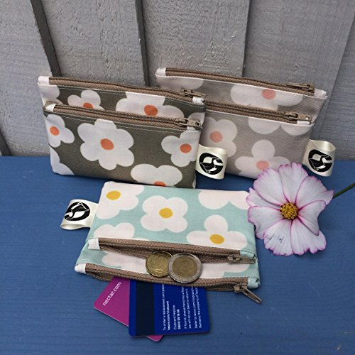 RecycledUpcycledRepurposed Juice Pouch WalletCoin Purses Great Gift Card Holders 2 Two