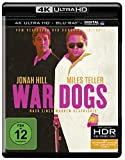 War Dogs  (4K Ultra HD) (+Blu-ray)