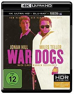 War Dogs (4K Ultra HD + 2D-Blu-ray) (2-Disc Version)