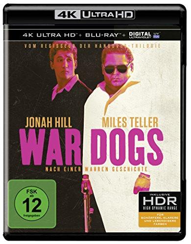 War Dogs  (4K Ultra HD + 2D-Blu-ray) (2-Disc Version) Preisvergleich