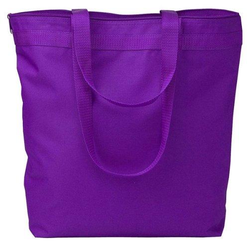 Liberty Taschen, Reißverschluss, groß, mit Melodie violett