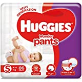 Huggies Wonder Pants Small Size Diapers, 86 Count