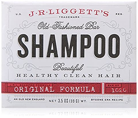 J.R. Liggett's, Ancienne mode de shampooing en bar, 3.5 oz (99 g)