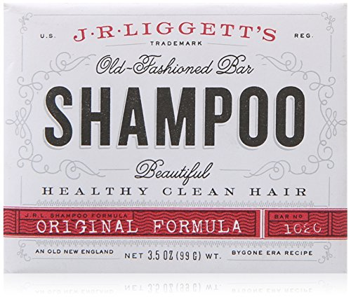 Old-Fashioned Bar Shampoo, 3.5 oz (99 g)