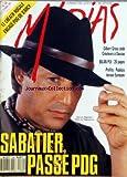 Telecharger Livres MEDIAS No 184 du 17 04 1987 CETTE SEMAINE EDITORIAL RENDEZ VOUS FORTES TETES BERNARD CAIAZZO GERARD LIGNAC MICHEL FROIS ET WILLIAM PERKINS RUSH CARRIERES LES OFFRES D EMPLOIS DE LA COMMUNICATION EN COUVERTURE PATRICK SABATIER N EST PLUS SEULEMENT UN ANIMATEUR DE TALENT MAIS AUSSI UN BUSINESSMAN MEDIAS DRESSE LE BILAN DU MARCHE DES STARS TV CAHIER MARKETING COMMUNICATION D ENTREPRISE LE TIMIDE CCF DRAGUE SANS RISQUES INTERVIEW DE MICHEL PEBEREAU VICE PRESIDENT DU CCF CORPORAT (PDF,EPUB,MOBI) gratuits en Francaise