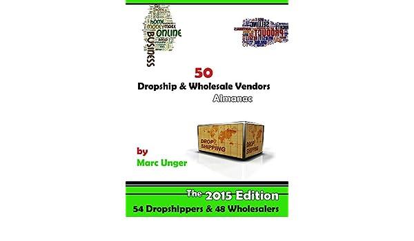50 Dropship & Wholesale Vendors: Dropshipping List (Drop