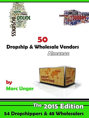 50 Dropship & Wholesale Vendors: Dropshipping List (Drop Shipping