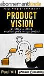Agile Product Management: Product Vis...
