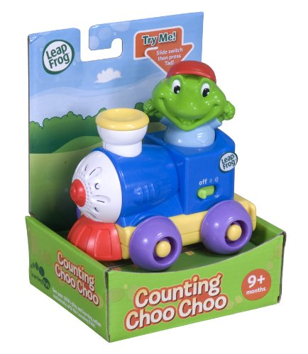 LeapFrog Counting Choo Choo Train