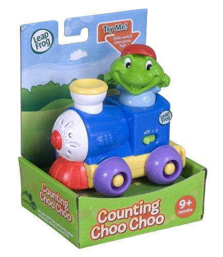 LeapFrog Counting Choo Choo Train
