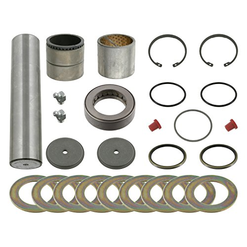 Febi-Bilstein 08521 Kit d'assemblage, pivot de fusée d'essieu