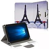 NAUC Schutz Hülle für 10-10.1 Zoll Tablet Tasche Schutzhülle Case Cover Bag, Motiv:Motiv 5, Tablet Modell für:ARCHOS 101c Platinum